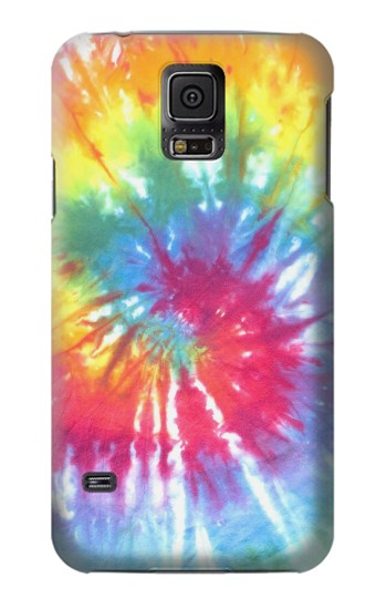 Printed Tie Dye Colorful Graphic Printed Samsung Galaxy S5 mini Case