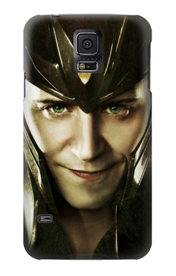 Printed Loki Face Asgard Samsung Galaxy S5 mini Case