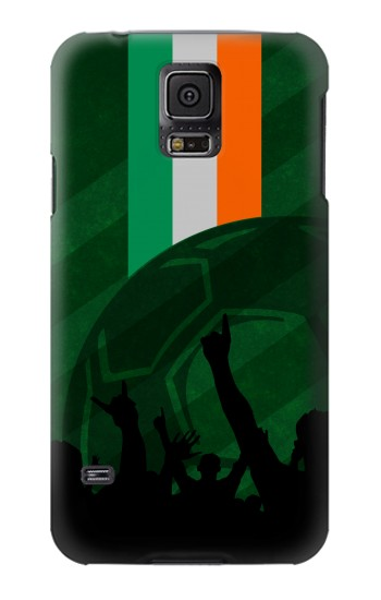 Printed Ireland Football Flag Samsung Galaxy S5 mini Case