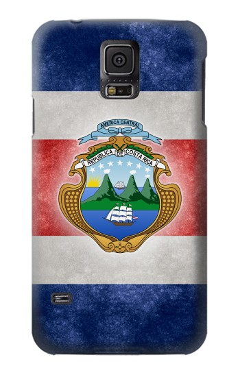 Printed Costa Rica Flag Samsung Galaxy S5 mini Case