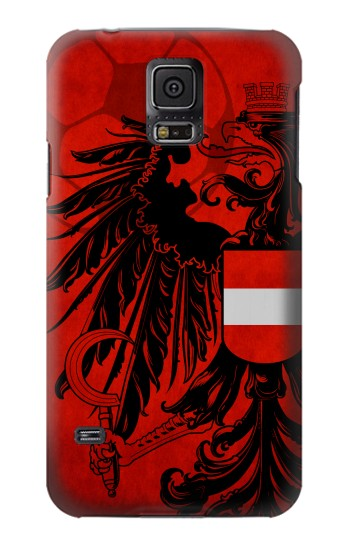 Printed Austria Football Flag Samsung Galaxy S5 mini Case