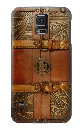 Printed Treasure Chest Samsung Galaxy S5 mini Case