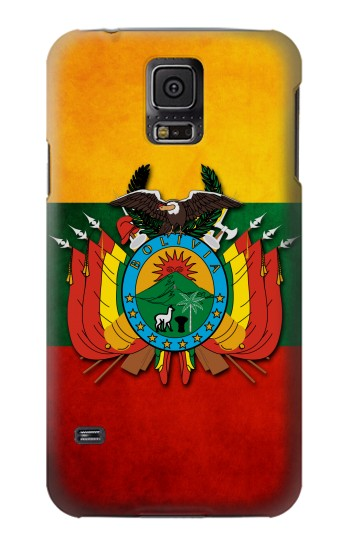 Printed Bolivia Flag Samsung Galaxy S5 mini Case