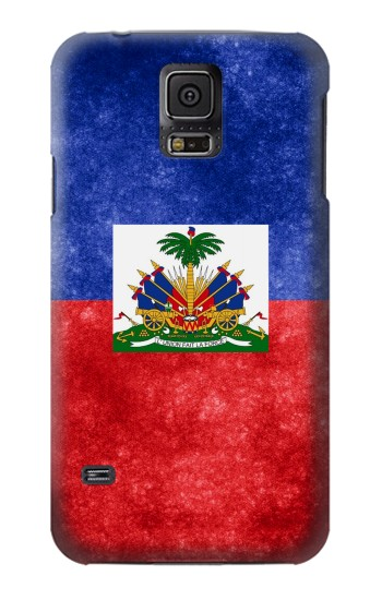 Printed Haiti Flag Samsung Galaxy S5 mini Case