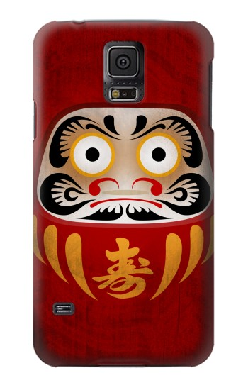 Printed Japan Good Luck Daruma Doll Samsung Galaxy S5 mini Case