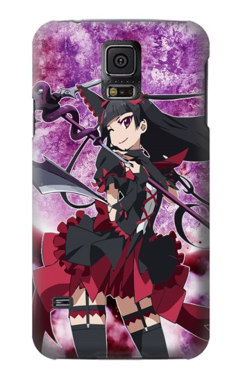 Printed Gate Rory Mercury Samsung Galaxy S5 mini Case