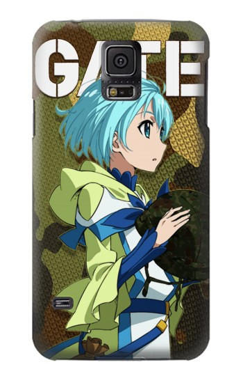 Printed Gate Lelei La Lalena Samsung Galaxy S5 mini Case