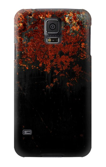 Printed Rusted Metal Texture Samsung Galaxy S5 mini Case