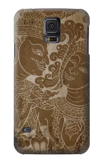 Printed Thai Traditional Art Samsung Galaxy S5 mini Case
