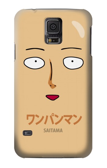 Printed Saitama One Punch Man Samsung Galaxy S5 mini Case