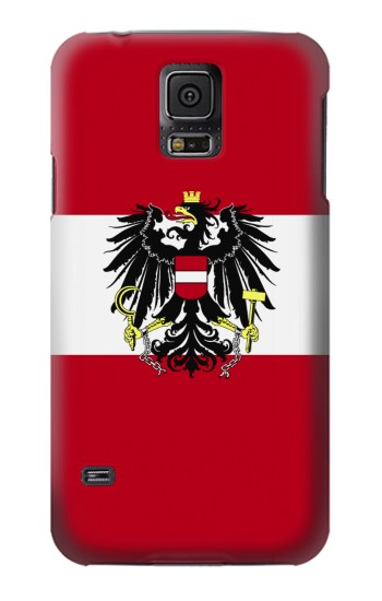 Printed Variant flag of Austria Samsung Galaxy S5 mini Case