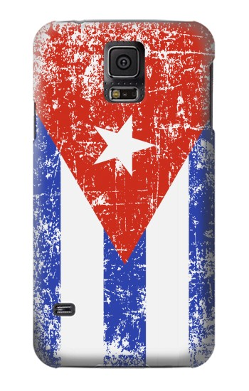 Printed Cuba Flag Samsung Galaxy S5 mini Case