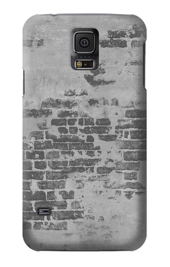 Printed Old Brick Wall Samsung Galaxy S5 mini Case