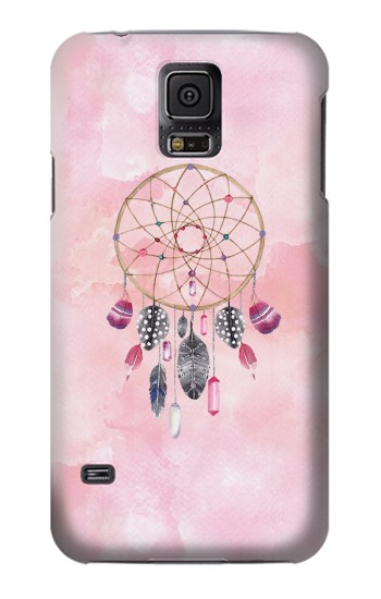Printed Dreamcatcher Watercolor Painting Samsung Galaxy S5 mini Case