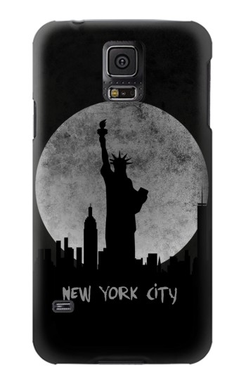 Printed New York City Samsung Galaxy S5 mini Case