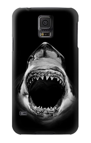 Printed Great White Shark Samsung Galaxy S5 mini Case