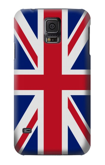 Printed Flag of The United Kingdom Samsung Galaxy S5 mini Case