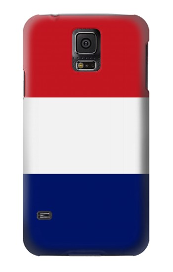 Printed Flag of France and the Netherlands Samsung Galaxy S5 mini Case