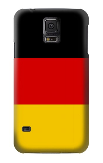 Printed Flag of Germany Samsung Galaxy S5 mini Case