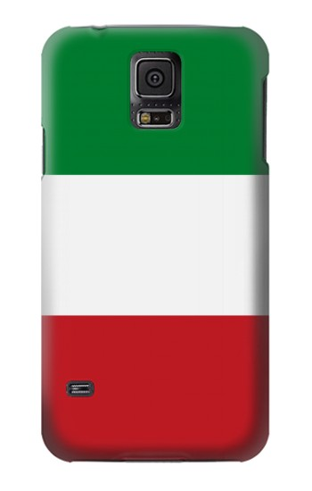 Printed Flag of Italy and Mexico Samsung Galaxy S5 mini Case