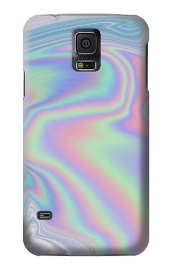Printed Pastel Holographic Photo Printed Samsung Galaxy S5 mini Case