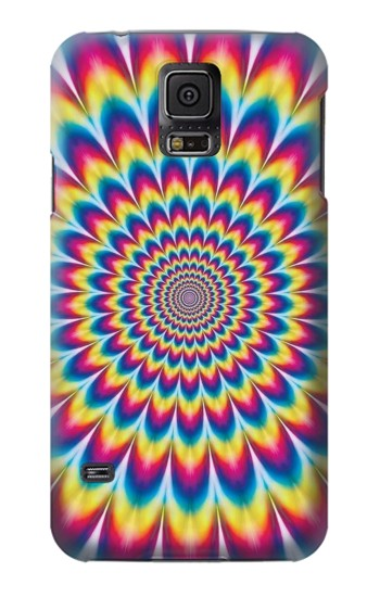 Printed Colorful Psychedelic Samsung Galaxy S5 mini Case