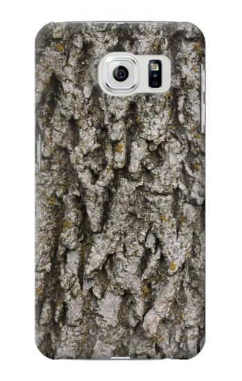 Printed Wood Skin Graphic Samsung Galaxy S6 edge Case