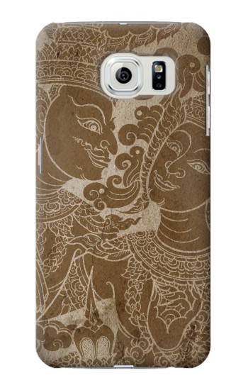 Printed Thai Traditional Art Samsung Galaxy S6 edge Case