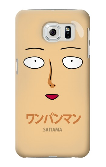 Printed Saitama One Punch Man Samsung Galaxy S6 edge Case