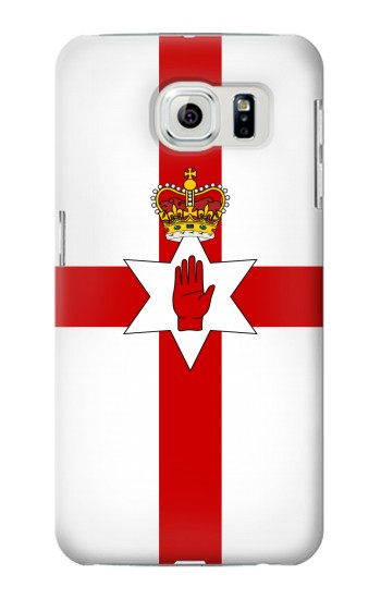 Printed Flag of Northern Ireland Samsung Galaxy S6 edge Case