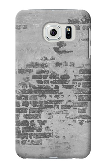 Printed Old Brick Wall Samsung Galaxy S6 edge Case
