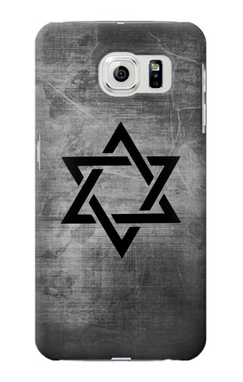 Printed Judaism Star of David Symbol Samsung Galaxy S6 edge Case
