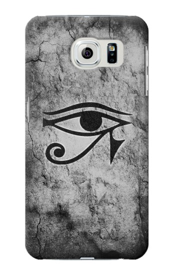 Printed Sun Eye Of Horus Samsung Galaxy S6 edge Case