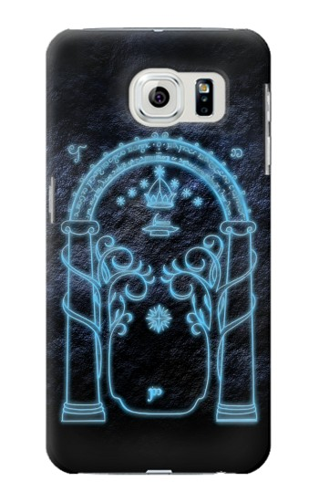 Printed Lord of The Rings Mines of Moria Gate Samsung Galaxy S6 edge Case