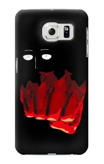 Printed One Punch Man Fight Samsung Galaxy S6 edge Case
