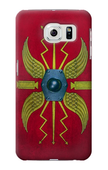 Printed Roman Shield Scutum Samsung Galaxy S6 edge Case