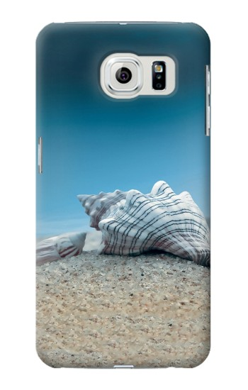 Printed Sea Shells Under the Sea Samsung Galaxy S6 edge Case