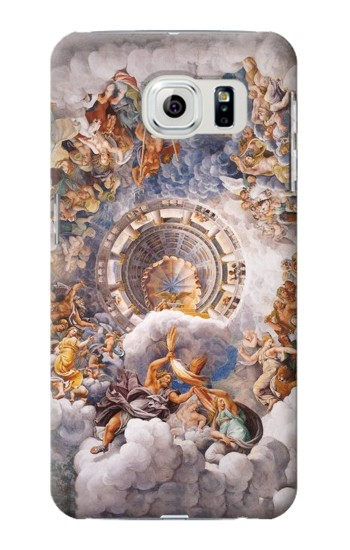 Printed The Assembly of Gods Samsung Galaxy S6 edge Case
