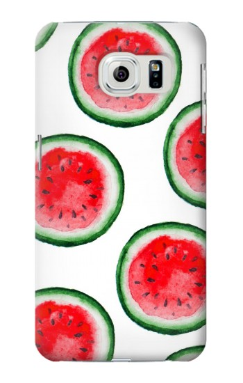 Printed Watermelon Pattern Samsung Galaxy S6 edge Case