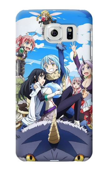 Printed That Time I Got Reincarnated as a Slime Samsung Galaxy S6 edge Case