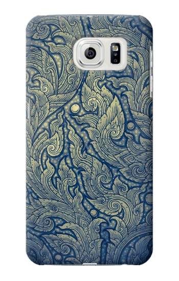Printed Thai Art Samsung Galaxy S7 edge Case