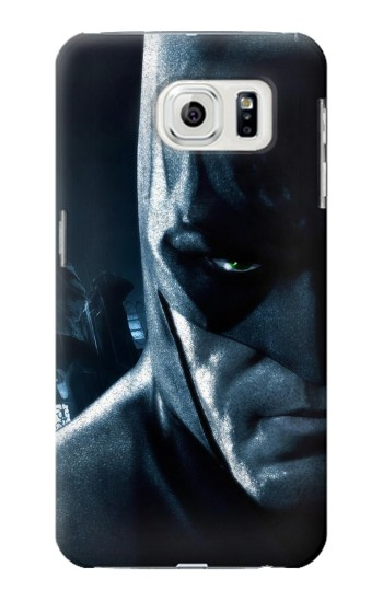 Printed Batman Samsung Galaxy S7 edge Case
