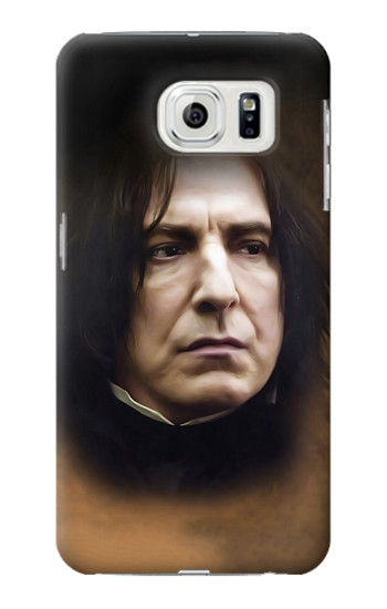 Printed Professor Snape Harry Potter Samsung Galaxy S7 edge Case