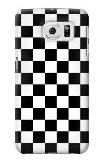Printed Checkerboard Chess Board Samsung Galaxy S7 edge Case