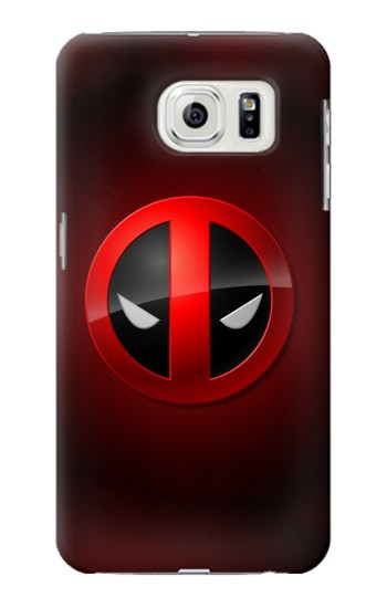 Printed Deadpool Samsung Galaxy S7 edge Case