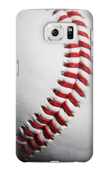 Printed New Baseball Samsung Galaxy S7 edge Case