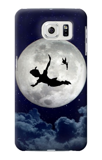 Printed Peter Pan Samsung Galaxy S7 edge Case