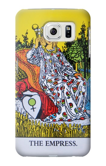 Printed Tarot Card The Empress Samsung Galaxy S7 edge Case