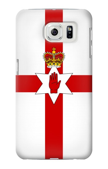 Printed Flag of Northern Ireland Samsung Galaxy S7 edge Case