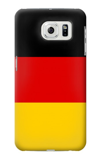Printed Flag of Germany Samsung Galaxy S7 edge Case